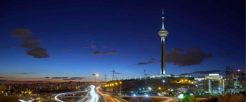 شعبات باربری تهران